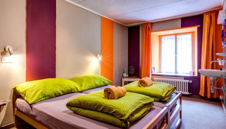 asia zimmer, hotel und pension, alte post langwies